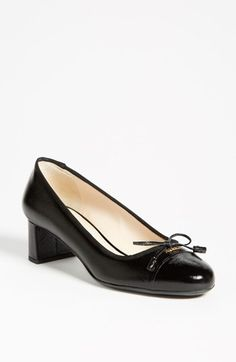 e0e680f02b7 I love the name of this shoe, and it's a good, low heel: Stuart Weitzman  'Blog' Platform Pump | Nordstrom | Platform pumps | Platform pumps, Pumps,  Platform