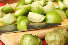Calories in Tomatillos