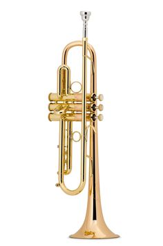 We are pleased to introduce the Bach Stradivarius Commercial Trumpet. Combining new materials and processes with vintage design elements, the new Stradivarius models offer amazing agility, quick response and easy performance in extreme registers a Professional Trumpet, Brass Musical Instruments, Trumpet Music, Hammond Organ, Trumpet Players, Cool Jazz, 7 Deadly Sins, Music Lovers, Design Elements