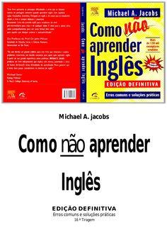 Como não aprender ingles