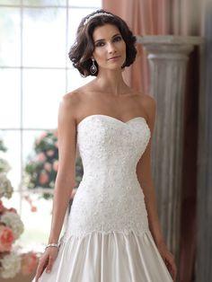 David Tutera 114285 Roberta Wedding Dress