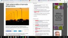 Kannattava työmatkapituus http://www.taloussanomat.fi/asuminen/2014/10/13/tata-pidemmalle-ei-kannata-lahtea-toihin/201414074/310