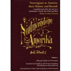 Norwegians in America, Their History and Record Volume 1