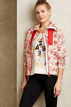 Adidas by Stella McCartney Floral Jacket