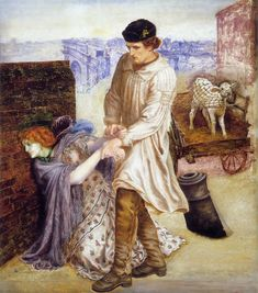 Dante Gabriel ROSSETTI - Found - 1881