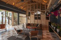 "Gallery of B""O Hotel / Muro Rojo Arquitectura - 3"