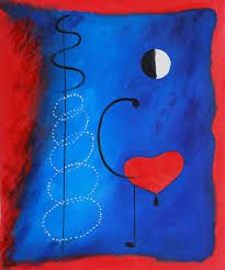 La Danseuse Painting by Joan Miró Joan Miro Artwork, Joan Miro Paintings, Art Paintings, Abstract Art For Sale, Abstract Canvas Art, Canvas Artwork, Miro Artist, Artist Art, Kandinsky