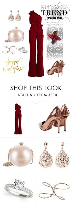 """""""Happy New Year 🎆"""" by selena-styles-ibtissem23 ❤ liked on Polyvore featuring Elie Saab, Alexander Wang, Chanel, Latelita and Mattia Cielo"""