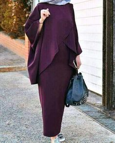 Image in hijab💖 collection by Zahraa A. Modest Fashion Hijab, Modern Hijab Fashion, Muslim Women Fashion, Hijab Fashion Inspiration, Islamic Fashion, Abaya Fashion, Mode Inspiration, Skirt Fashion, Girls Fashion Clothes