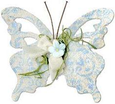 Sizzix Bigz Die - Butterfly #2