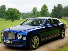 The inaugural Windsor Castle Concours of Elegance will see gathering of 60 of the most desirable and rarest cars from September 7 to 9, 2012. Bentley Motors has announced that they will be the main sponsors of Windsor Castle Concours of Elegance. Among those cars in attendance will be a hand built Bentley Mulsanne which will also play the role of offering guests and owners transportation during the events.