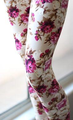 Ultra Soft Print Leggings 309