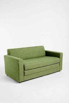 Anywhere Sofa Green