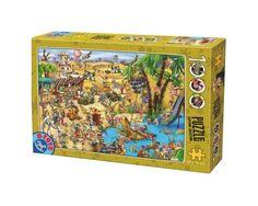 Puzzle D-Toys El Oasis de 1000 Piezas