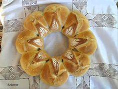 Összefoglaló sütéseimről 2013. Chip Dip Recipes, Bread Recipes, New Recipes, Dip For Tortilla Chips, Muffins, Bread Art, Braided Bread, Flavored Butter, Types Of Bread