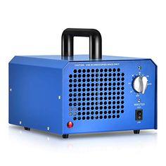Ozongenerator 5000mg Ozongerät Luftreiniger Luftreinigungsapparat für Luft Ozon