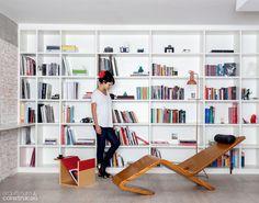 Apartamento paulistano parece um estúdio - Casa