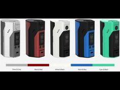 Wismec Reuleaux RX2/3 Mod VS Reuleaux RX200S 200W - YouTube