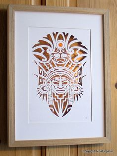 Paper Cut Papercutting Paper Cutting Papercut Art by NineFingerJo