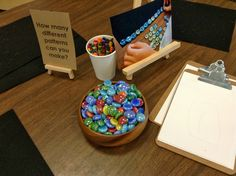 Mathematics and Science in School District (Richmond): Reggio-Inspired Mathematics: Professional Learning Patterning Kindergarten, Preschool Classroom, Kindergarten Activities, Teaching Math, Maths, Sorting Activities, Math Games, Preschool Ideas, Teaching Tools
