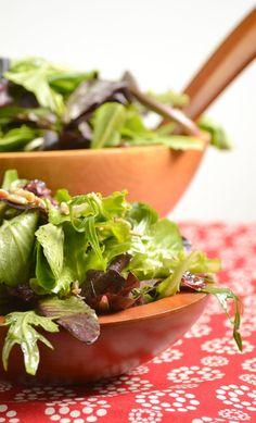 Cranberry Sunflower Seed Salad