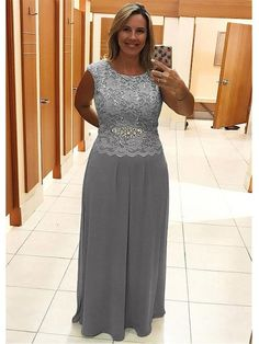 310fc5ff7 Elegant Sleeveless Beaded Lace Mother of The Bride Dresses 99503049 Mob  Dresses