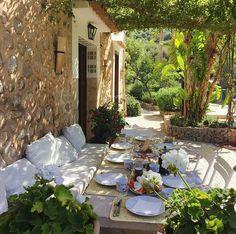 Dream Home Design, My Dream Home, Dream Life, Future House, My House, Deco Champetre, Italian Summer, European Summer, Northern Italy