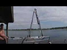 Makes Barefooting easy! Super Fly High blows up Barefoot waterskiing wakeboarding.