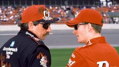 Dale Sr. and Dale Jr.