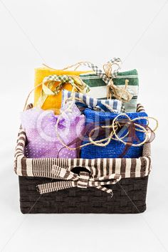 Qdiz Stock Photos | Decorative textile sachet pouches,  #background #bag #bow #box #burlap #cloth #container #craft #decoration #decorative #fabric #filled #gift #handmade #homemade #isolated #material #package #packaging #packet #poke #pouch #present #ribbon #sac #sachet #sack #small #sparse #textile #white