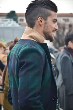 bear styles - beard styles for teens - teenagers beard styles - hair styles - jackets