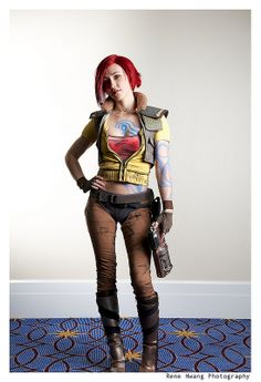 Lilith (Borderlands) #Katsucon2013