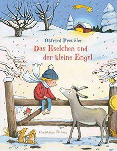 Das Eselchen und der kleine Engel von Otfried Preußler http://www.amazon.de/dp/3522437799/ref=cm_sw_r_pi_dp_WX7Kwb1XDAR25