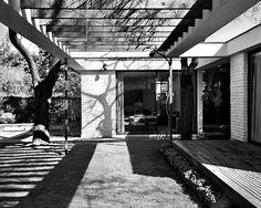 JAIME SANFUENTES Casa Reyes 1965 Santiago de Chile