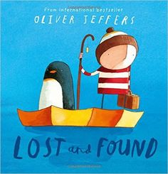 Lost and Found: Amazon.co.uk: Oliver Jeffers: 9780007150366: Books