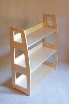 Montessori bookcase, Toy shelf, Modern bookcase, Toddler shelf, Youth shelf, Montessori bookshelf, Childrens Bookcase Contemporary Bookcase, Modern Bookcase, Modern Shelving, Toy Shelves, Wooden Shelves, Childrens Bookcase, Floor Shelf, Personalized Gifts For Kids, Bookshelves Kids