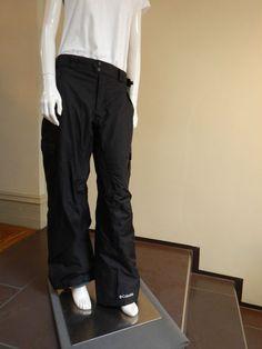 Columbia Black Ski Trousers Size Large