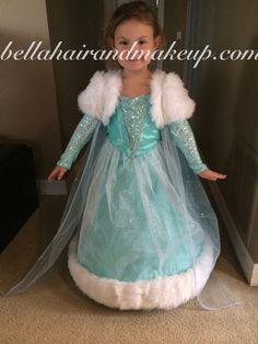 Elsa costume I made