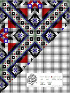 Bringeklut 59 Hardanger Embroidery, Cross Stitch Embroidery, Hand Embroidery, Bead Loom Patterns, Beading Patterns, Cross Stitch Designs, Cross Stitch Patterns, Scandinavian Embroidery, Beads Pictures