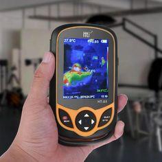 Handheld Infrared Imager 300000 Pixel Inch Full View TFT Display Screen Thermal Camera Digital Temperature Tester Buit-in Memory Sierra Leone, Ghana, Belize, Sri Lanka, Mongolia, Seychelles, Montenegro, Madagascar, Puerto Rico