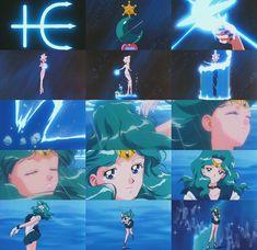 Neptune Planet Power, Make Up! セーラーネプチューン / 海王みちる Sailor Neptune / Michiru Kaioh…