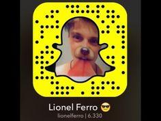Resultado de imagen para soy luna snapchat