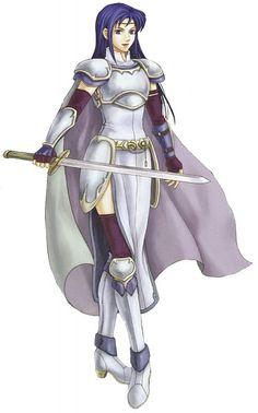 Isadora fire emblem 7