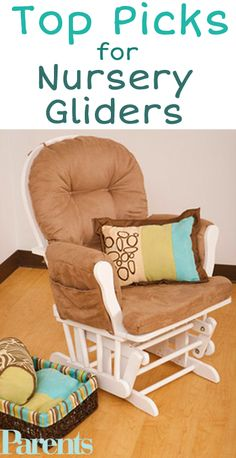Parents' top picks for stylish and comfortable nursery glider chairs.