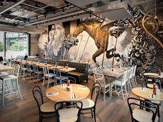 永丰街上的 BEEF & LIBERTY:一边吃汉堡,一边看涂鸦 | 理想生活实验室