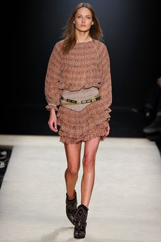 Isabel Marant Fall 2012 Ready-to-Wear Collection Slideshow on Style.com