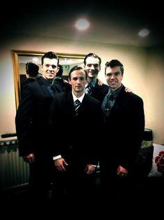 Seen The Jersey Boys Musical last night in Edinburgh. It was fantastic! Starring: Lewis Griffiths, Tim Driesen, Sam Ferriday and Stephen Webb :) #ohwhatanight #thejerseyboys #edinburghplayhouse