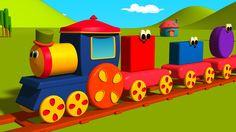 Bob, The Train -  Bob, The Train - Shapes