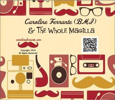 Home page of Caroline Ferrante & The Whole Magilla, an americana group from Gaithersburg. Passionate Vocals, three octave range, and the signature twelve-string sound...Americana, Roots/Blues, Singer Songwriter!  Native Chicagoan, Caroline broke into the Metro DC music scene in 2011. Her unique blend of originals are interspersed with hootenanny Americana, gritty Chicago blues, lyrical contemporary folk, eighties covers, and light jazz. She loves to interact with the crowd, and always…