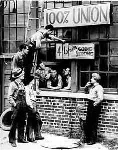 over 70 years ago workers won flint sit-down strike